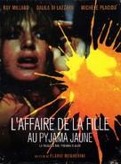 La ragazza dal pigiama giallo - French Movie Cover (xs thumbnail)