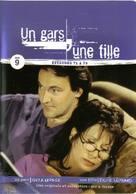 """Un gars, une fille"" - Canadian DVD movie cover (xs thumbnail)"