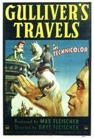 Gulliver's Travels - Movie Poster (xs thumbnail)