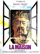 La maison - French Movie Poster (xs thumbnail)