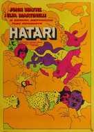 Hatari! - Polish Movie Poster (xs thumbnail)
