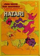Hatari! - Polish Movie Poster (xs thumbnail)