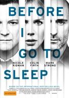 Before I Go to Sleep - Australian Movie Poster (xs thumbnail)