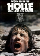 The Challenge - German Movie Poster (xs thumbnail)
