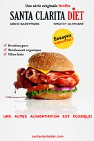 """Santa Clarita Diet"" - French Movie Poster (xs thumbnail)"