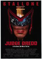 Judge Dredd - Movie Poster (xs thumbnail)