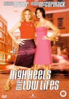 High Heels and Low Lifes - British Movie Cover (xs thumbnail)