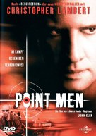 The Point Men - German Movie Cover (xs thumbnail)