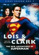 """""""Lois & Clark: The New Adventures of Superman"""" - Danish Movie Cover (xs thumbnail)"""