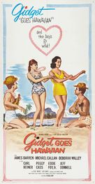 Gidget Goes Hawaiian - Movie Poster (xs thumbnail)