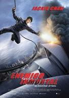 Bleeding Steel - Mexican Movie Poster (xs thumbnail)
