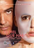 La piel que habito - Mexican Movie Poster (xs thumbnail)