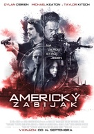 American Assassin - Slovak Movie Poster (xs thumbnail)
