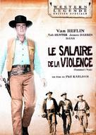 Gunman's Walk - French DVD cover (xs thumbnail)