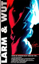 De bruit et de fureur - German VHS cover (xs thumbnail)