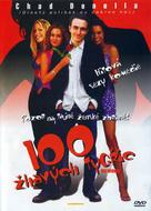 Girl Fever - Czech DVD cover (xs thumbnail)