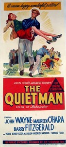 The Quiet Man - Australian Movie Poster (xs thumbnail)