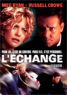Proof of Life - French DVD movie cover (xs thumbnail)