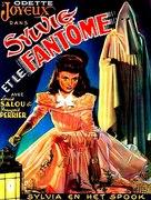 Sylvie et le fantôme - Belgian Movie Poster (xs thumbnail)