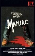 Maniac - Austrian Movie Poster (xs thumbnail)