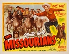 The Missourians - Movie Poster (xs thumbnail)