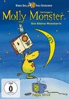 """""""Die kleine Monsterin"""" - German DVD movie cover (xs thumbnail)"""