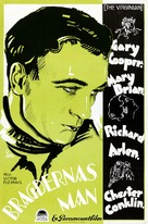 The Virginian - Swedish Movie Poster (xs thumbnail)