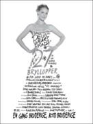 27 Dresses - Danish Movie Poster (xs thumbnail)