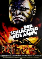 Rise and Fall of Idi Amin - German Movie Poster (xs thumbnail)