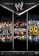 WWE: Top 50 Superstars of All Time - DVD movie cover (xs thumbnail)