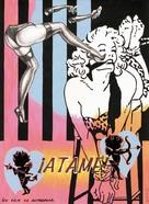 ¡Átame! - Spanish poster (xs thumbnail)