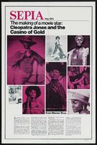 Cleopatra Jones and the Casino of Gold - Movie Poster (xs thumbnail)