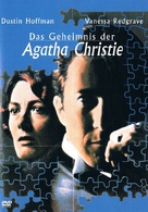 Agatha - German DVD movie cover (xs thumbnail)