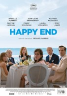 Happy End - Belgian Movie Poster (xs thumbnail)