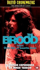 The Brood - British Movie Cover (xs thumbnail)