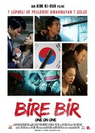 Il-dae-il - Turkish Movie Poster (xs thumbnail)