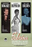 Sabrina - Swedish Movie Poster (xs thumbnail)