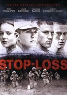 Stop-Loss - German DVD cover (xs thumbnail)