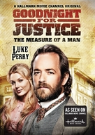 Goodnight for Justice: The Measure of a Man - DVD cover (xs thumbnail)