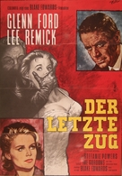 Experiment in Terror - German Movie Poster (xs thumbnail)