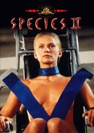 Species II - DVD cover (xs thumbnail)