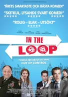 In the Loop - Swedish Movie Poster (xs thumbnail)