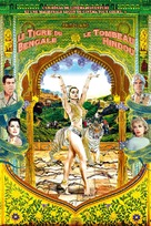 Der Tiger von Eschnapur - French Movie Poster (xs thumbnail)