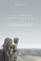 Autómata - Spanish Movie Poster (xs thumbnail)