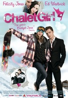 Chalet Girl - Dutch Movie Poster (xs thumbnail)