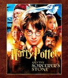 Harry Potter and the Sorcerer's Stone - Blu-Ray movie cover (xs thumbnail)