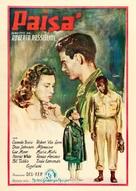 Paisà - Italian Movie Poster (xs thumbnail)