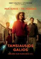 The Darkest Minds - Lithuanian Movie Poster (xs thumbnail)