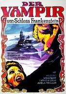El vampiro de la autopista - German Movie Poster (xs thumbnail)
