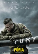 Fury - Portuguese Movie Poster (xs thumbnail)